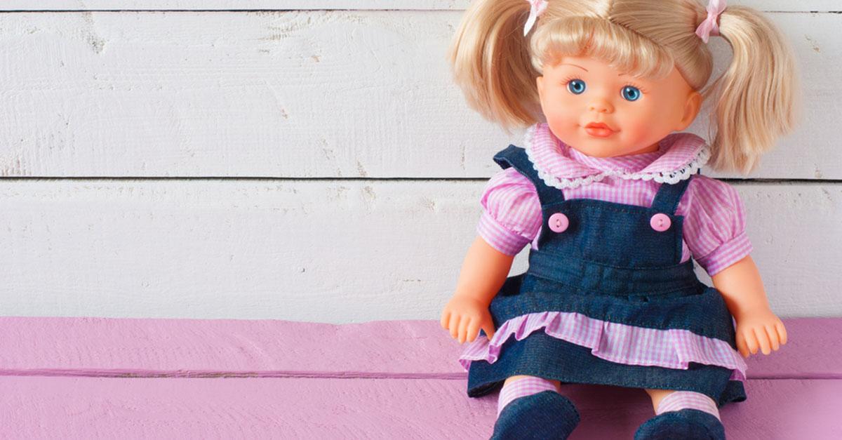 Puppen – ein Klassiker für Mädchen