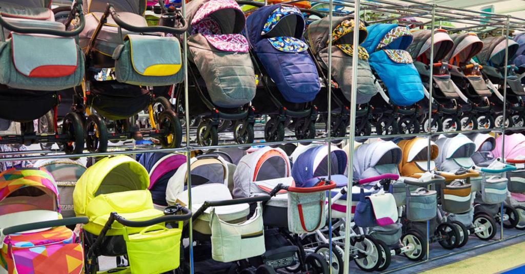Kinderwagenkauf