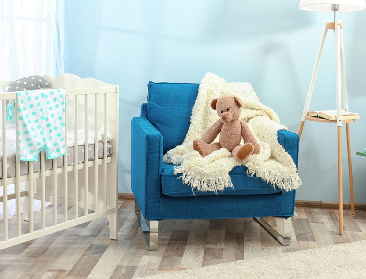 Schöne Einrichtungsideen für das Babyzimmer