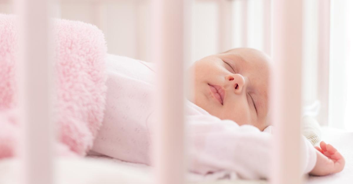 schlafen baby 3monat