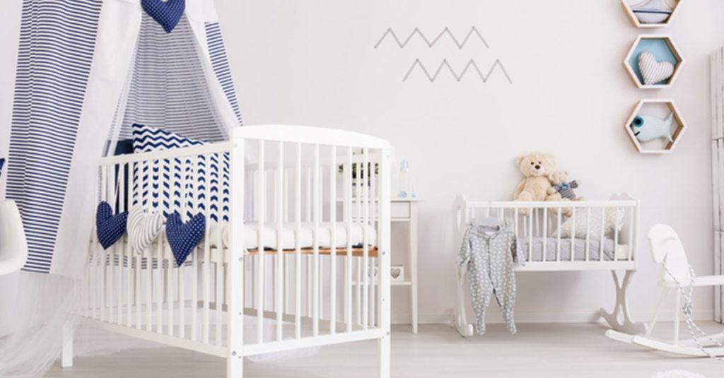 Einrichtungsideen für das Babyzimmer