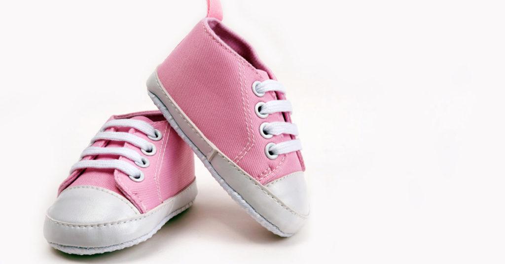 Schuhe für Kleinkinder