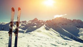 Skiurlaub mit Baby
