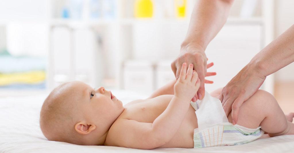 Stuhlgang bei Babys
