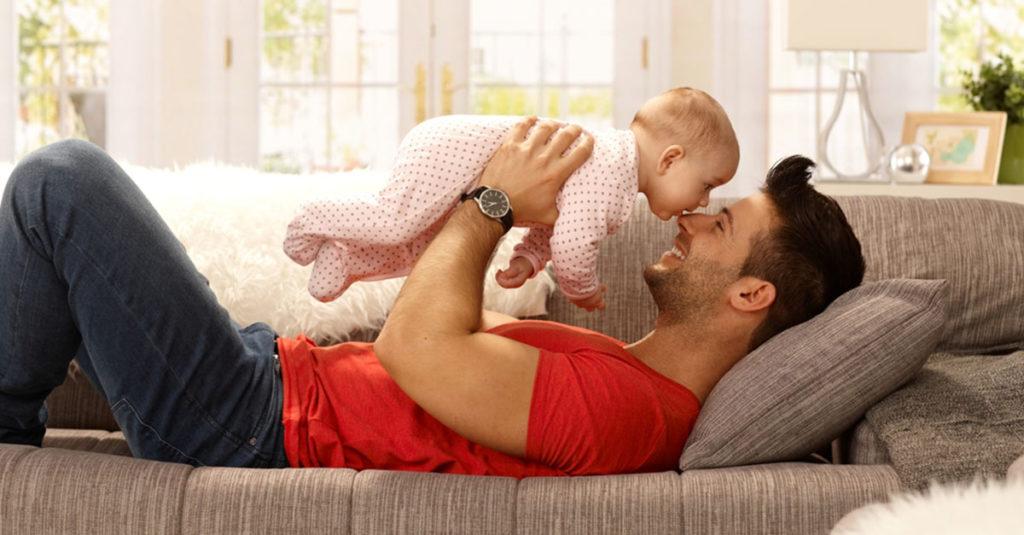 Tagesablauf mit Baby