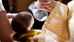 Einladungskarten für die Taufe