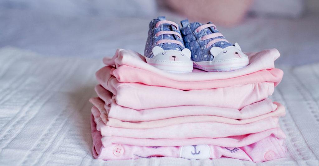 Kauf eines Babystramplers