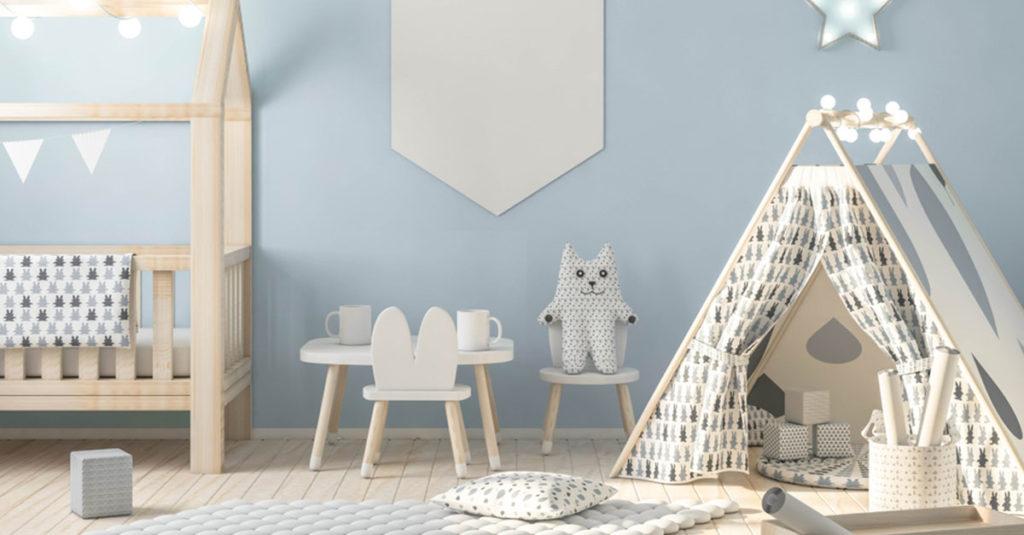 Tipps zur Kinderzimmer-Dekoration