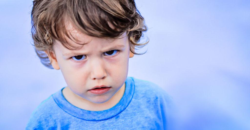 Trotzen und Wutanfälle bei Kindern