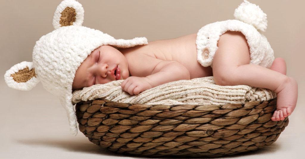 Babyschlaf Monat 1