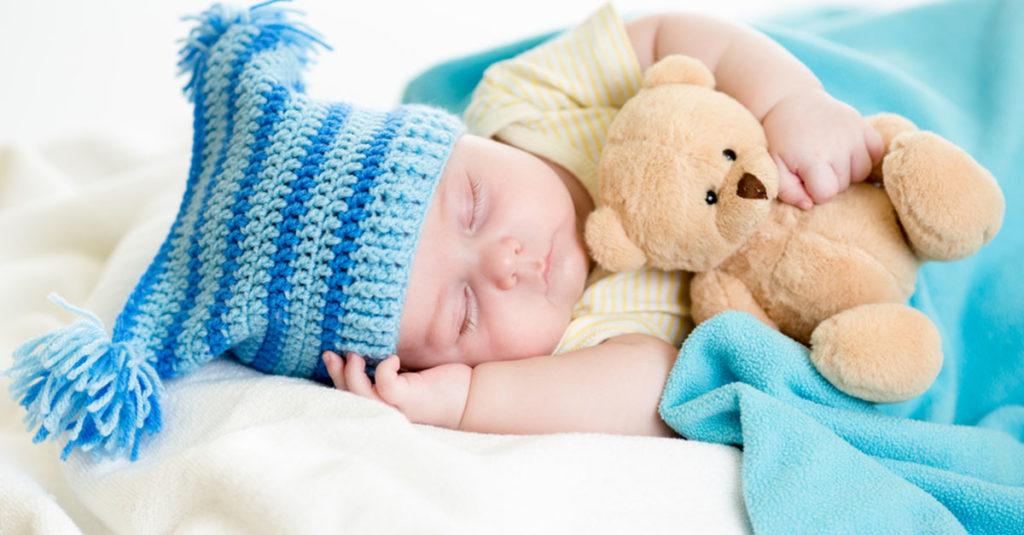 Babyschlaf Monat 12