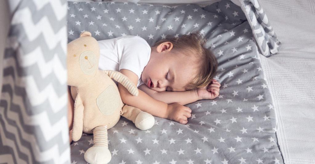 Babyschlaf Monat 7