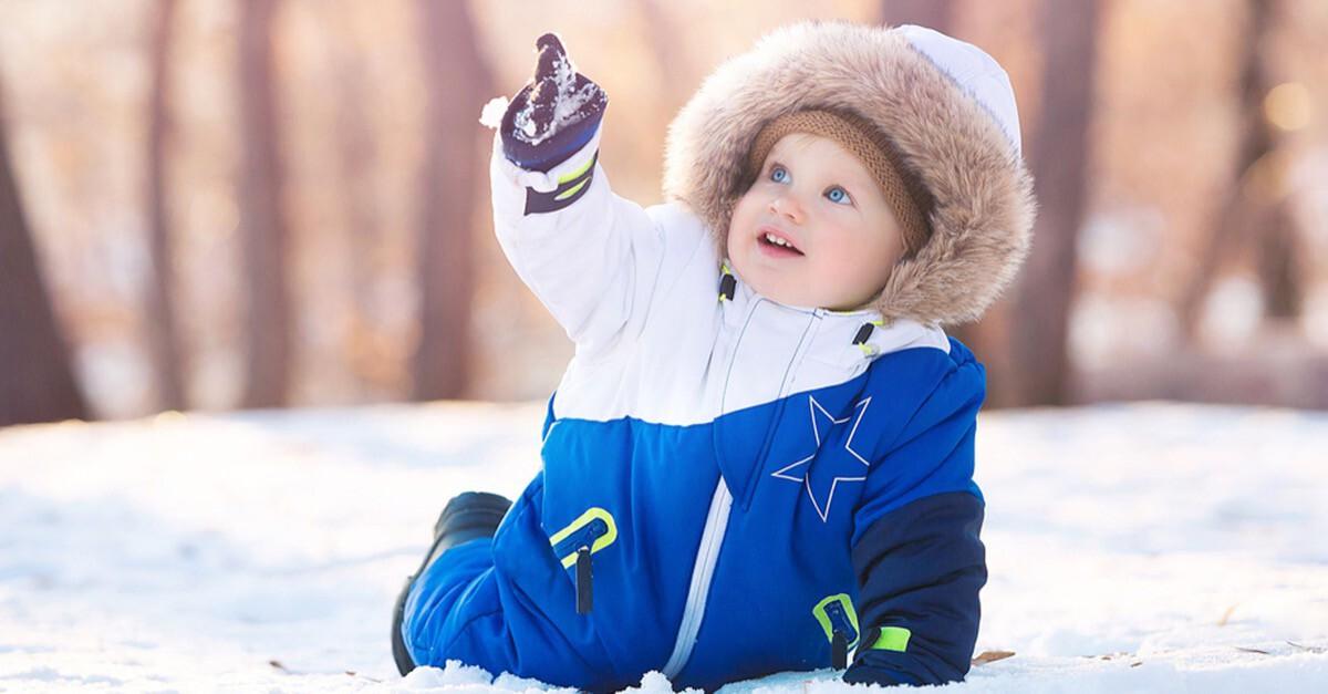 Winterurlaub mit Baby