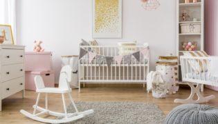 Babyzimmermöbel – die Trends