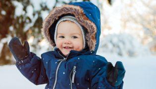 Babypflege im Winter: 4 ultimative Tipps