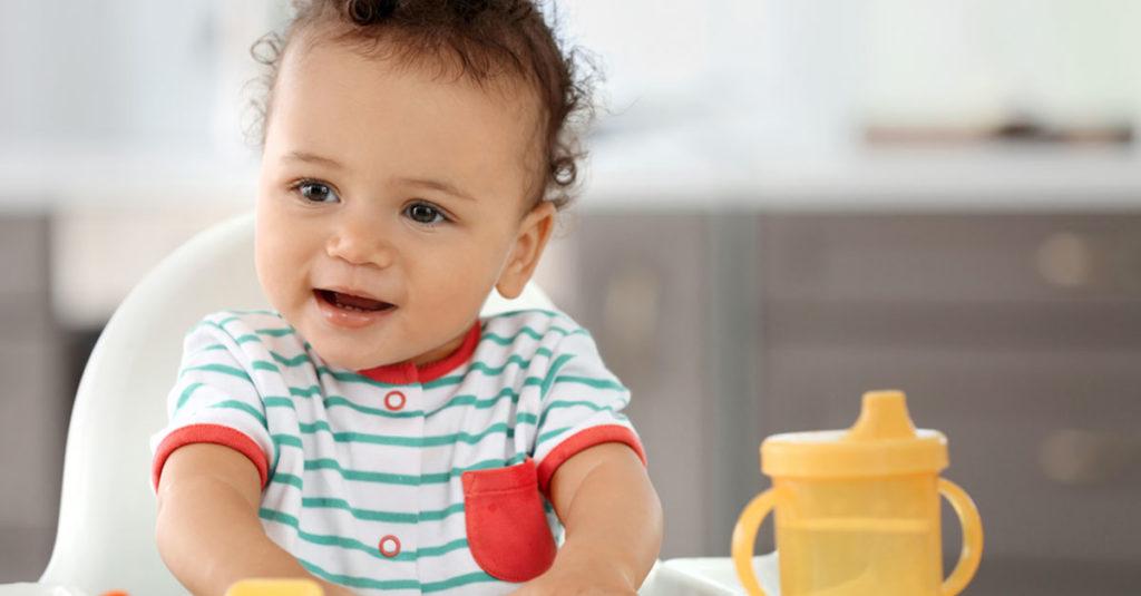 Beikoststart Baby
