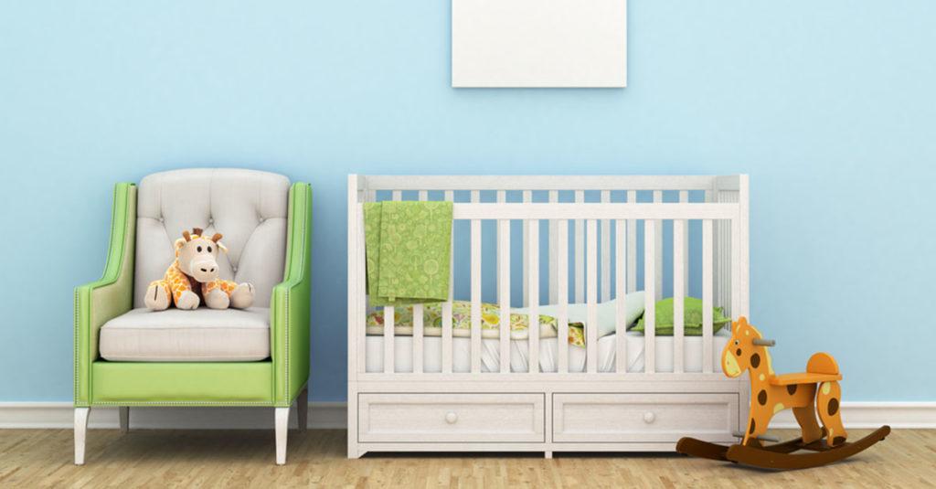 Montessori-Babyzimmer