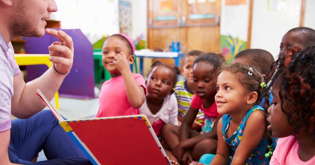 Fünf Fragen an den Kindergarten