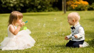 Kinderbetreuung bei Hochzeiten