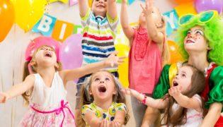 Sportliche Geburtstagspartys für Kleinkinder