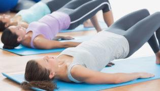 Rückbildungsgymnastik: die besten Übungen