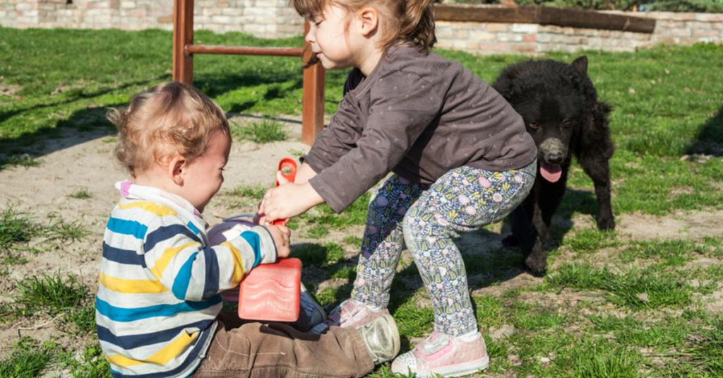 Verhaltensauffälligkeit ausgelöst durch Kindergarten