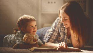 Mit Kindern lesen: Warum das so wichtig ist