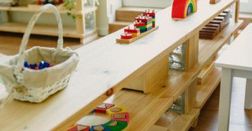 Was ist ein Montessori Kindergarten?