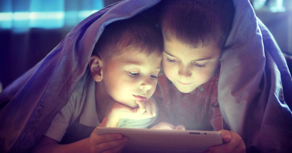 4 regeln für Kinder im Internet, Vorsicht vor Gefahren