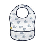 LÄSSIG Bib Lightweight Little Water Whale
