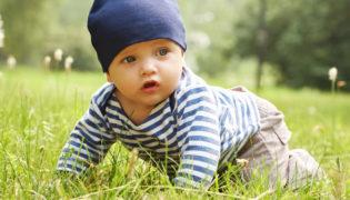 Mit Babyschritten zu Babyschritten