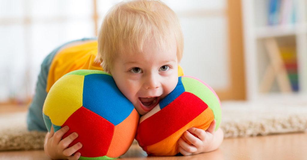 Bewegungsspiele für Kleinkinder