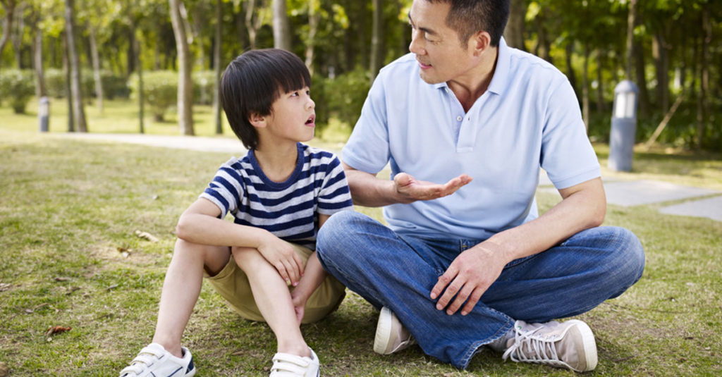 Kindern Verhütung erklären
