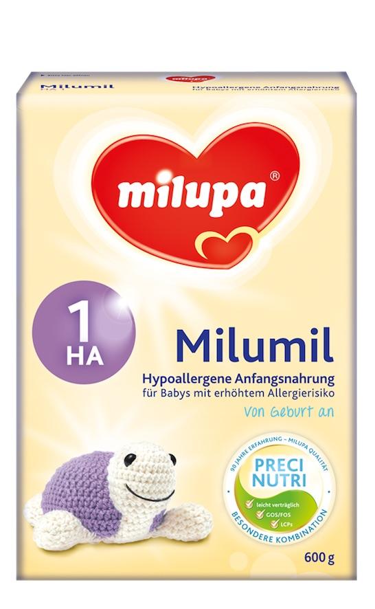 Von Geburt an Milumil HA 1