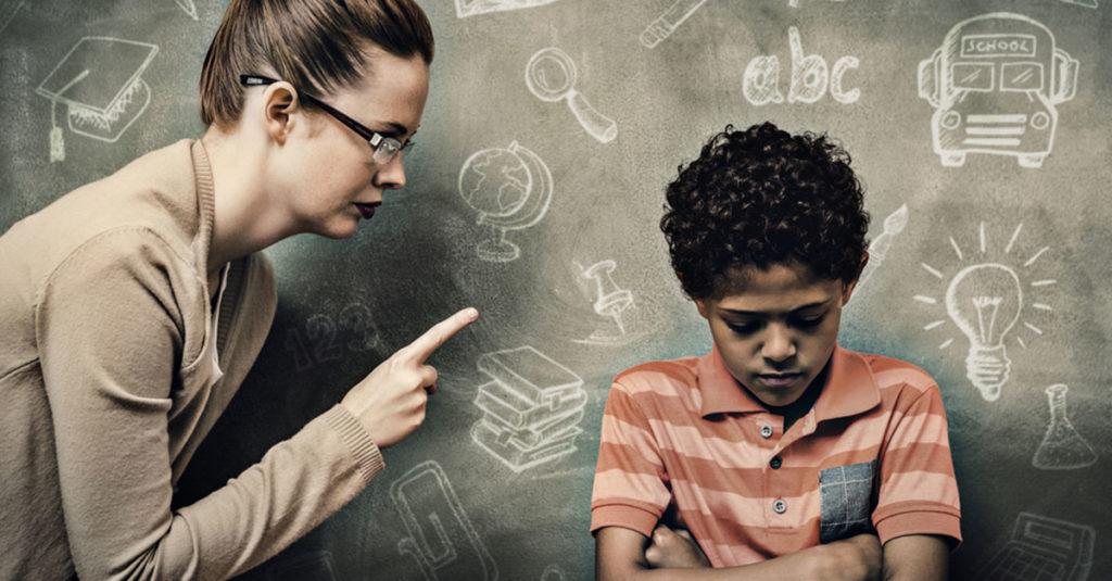 Wenn der Lehrer Ihr Kind nicht mag