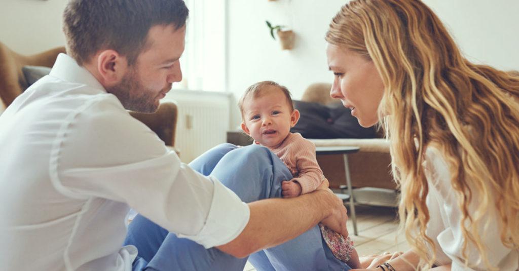 Beziehungsprobleme als Familie lösen