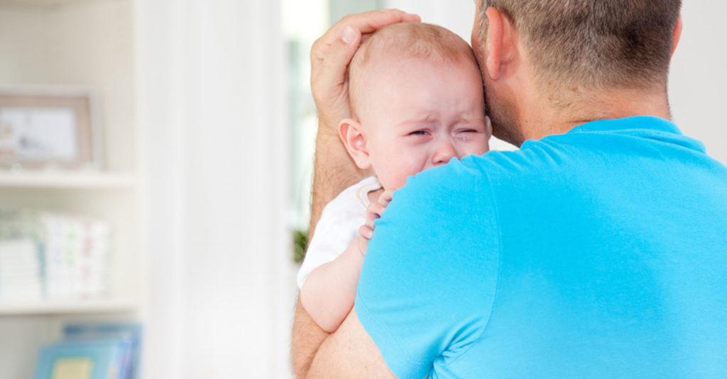 Koliken beim Baby