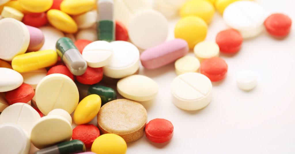 Lagerung von Medikamenten