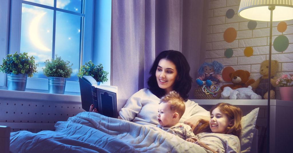 Lichtideen für Baby- und Kinderzimmer