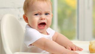 Nahrungsmittelallergie bei Baby und Kleinkind