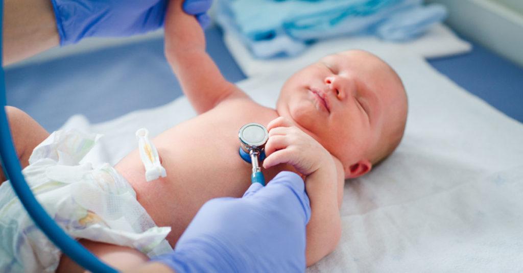 Vorsorgeuntersuchungen bei Babys