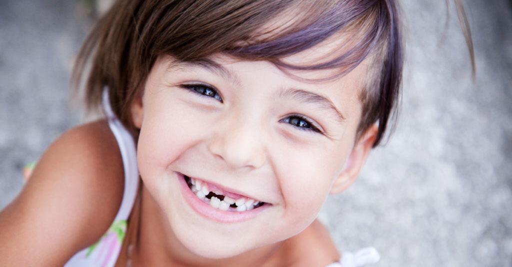 Zahnwechsel bei Kindern