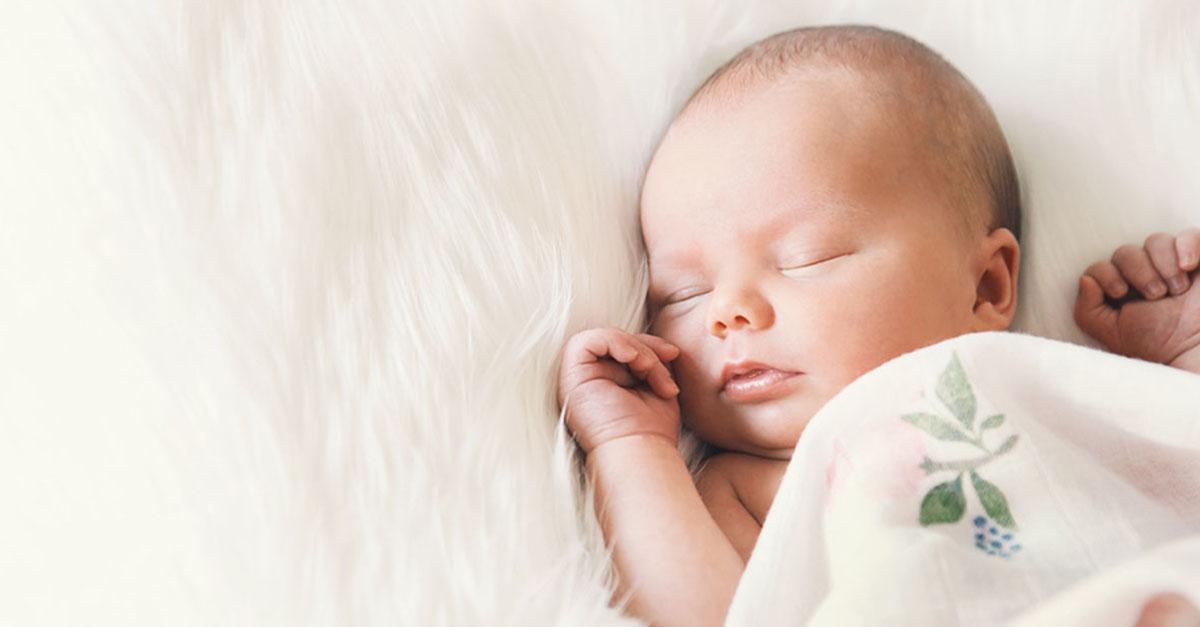 Einschlafrituale bei Babys
