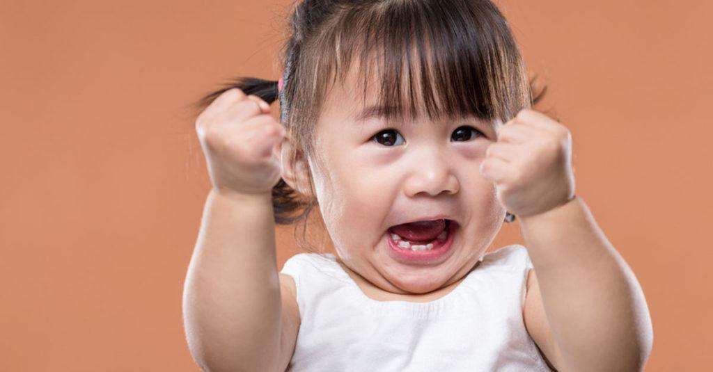 Wutanfälle bei meinem Kind, wie gehe ich damit um?