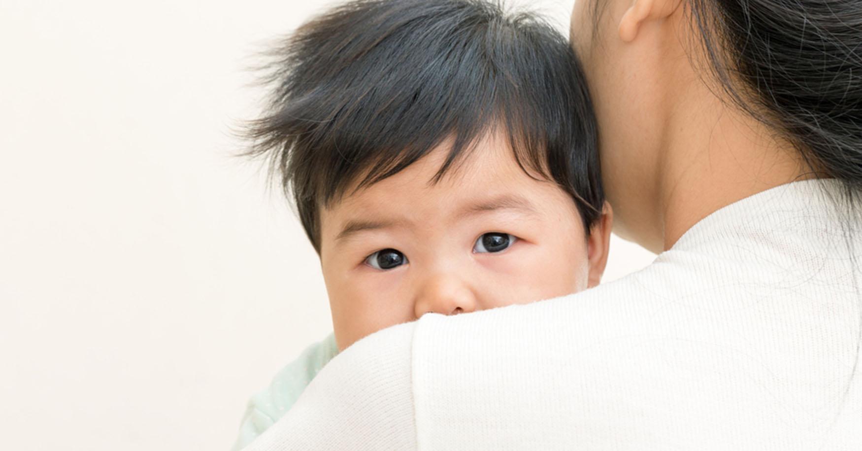 Bronchitis bei Baby und Kleinkind