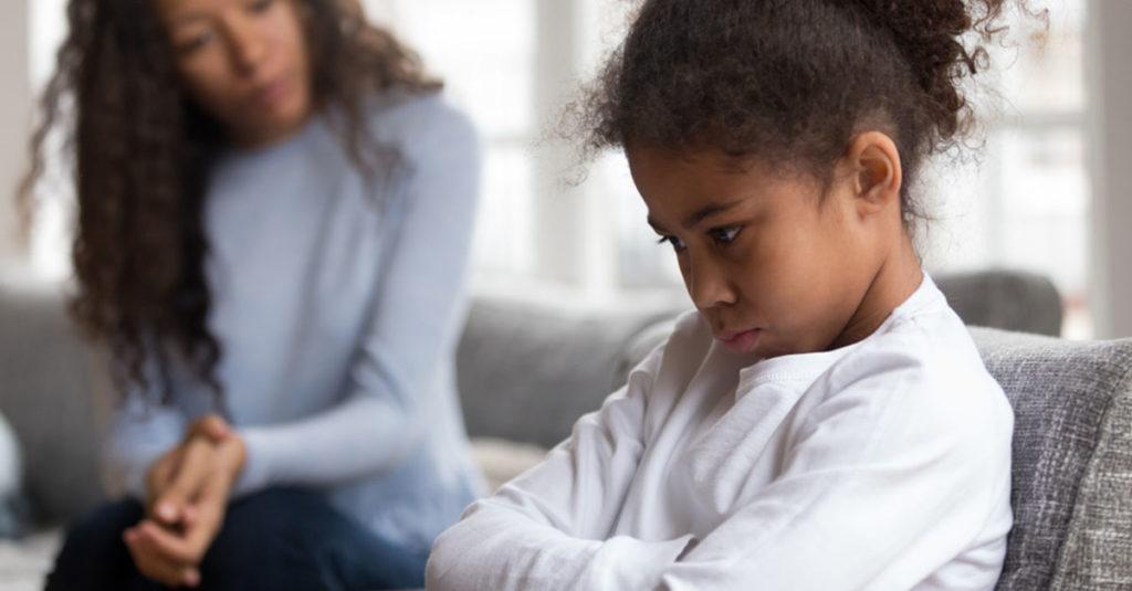 Eltern-Kind-Konflikt