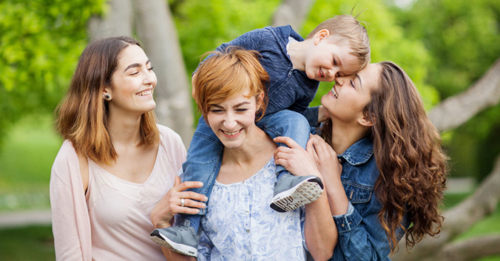 So gründet man eine Patchwork-Familie
