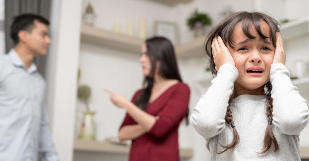 Trennung und Scheidung - wie einem Kind erklären?