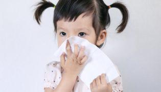 Nasenbluten beim Baby