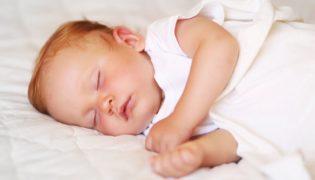 Baby einschlafen ohne Schreien